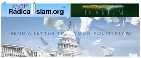 Take Action logo - Radical Islam and Iran